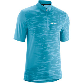 Gonso Hans - Maillot manches courtes Homme - turquoise